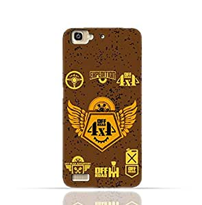 Huawei GR3 TPU Silicone Case With 4 X 4 Off Road Design