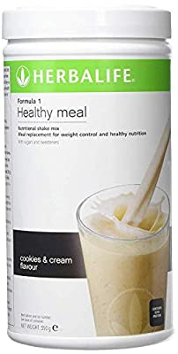 Formula One Nutritional Shake Mix Canister - Cookies 'N Cream herbalife
