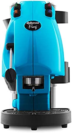 Blue Directly From Coffee Roasting Italian Company The Best Pods Machine Didiesse Frog Revolution 2016/Include 15/Pods Free