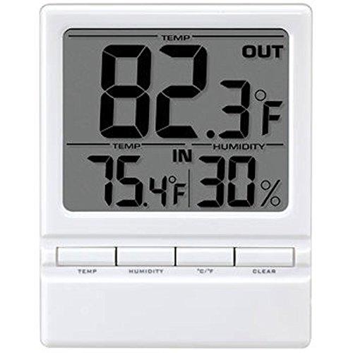 RadioShack Indoor/Outdoor Wired Thermometer 63-699
