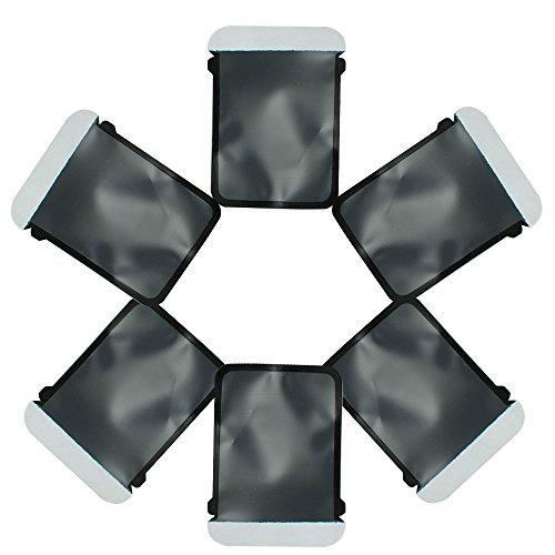 Zinnor New 1800pcs Barrier Envelopes for Phosphor Plate Dental Digital X-Ray Size 2