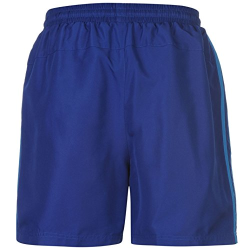 Pantalon hommescordon serrage d'entraînement rayures de bleubleu pour de à hommes pour clair tissées court Lonsdale vnwm8N0