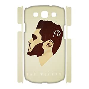 PCSTORE Phone Case Of The Weeknd XO For Samsung Galaxy S3 I9300