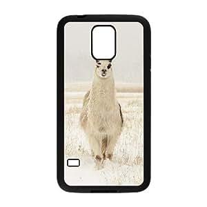 Custom Case for SamSung Galaxy S5 I9600 with Alpaca shsu_1964985 at SHSHU