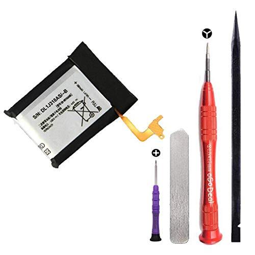 Bateria Para Samsung Gear S3 Frontier(sm-r760) Y Gear S3 Classic 3.85v 380mah Sm-r770,br760,r765 Eb-br760abe Con Herram.