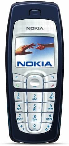 B001JKGE2I Nokia 6010 Dual Band 850/1900 GSM Cellular Phone (US Version) 41UbZXPUoUL.