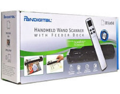 Pandigital Handheld Wand Scanner