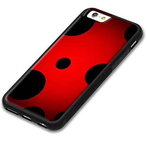 LADYBUG PATTERN Custom Phone Case For iPhone 6s Plus 5.5