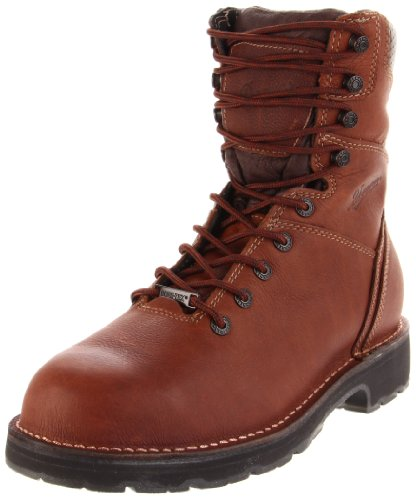 Danner Men's Workman 16005 Work Boot,Brown,14 D US (Fatigue Danner Fighter)