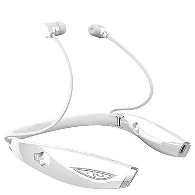 PowerLead Phad H1024 Wireless Bluetooth Sports Earphones Neckband Headset In-ear Headphones Earbuds