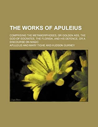 book cover of The Works of Apuleius