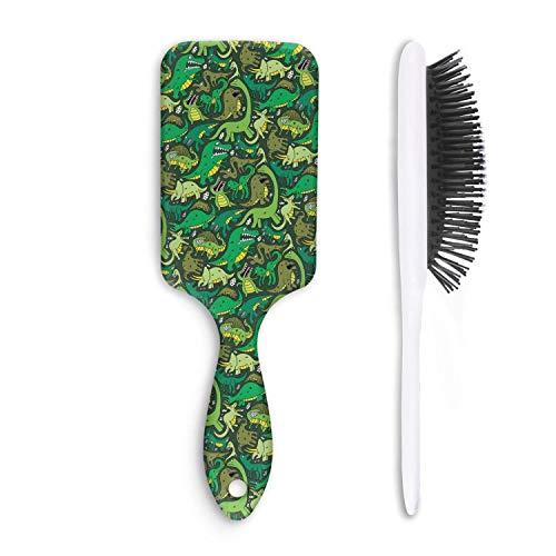 Cute dinosaur costume Design Perfect Hair Brush Detangler