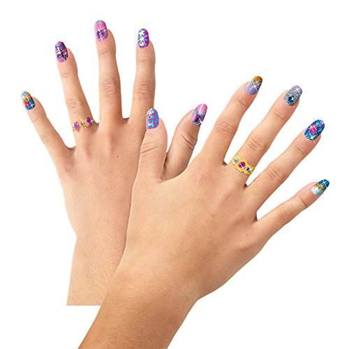Top Nails Game Online Nail Studio Game Online: Cra Z Art Shimmer N' Sparkle Nail And Tattoo Studio