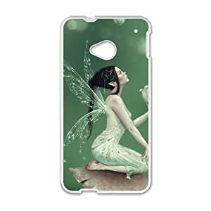 Lily of the Valley HTC One M7 Cell Phone Case White DIY Gift xxy002_5066814