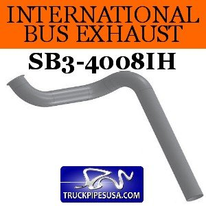 Amazon com: 3584619C2 International Bus Pipe 3 Bend 3 5