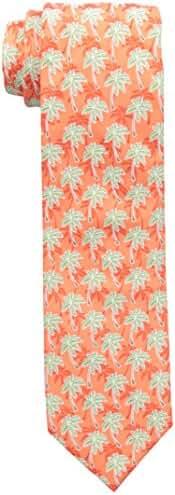 American Lifestyle Men's Palm Tree Necktie