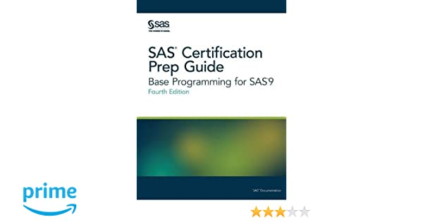 Amazon sas certification prep guide base programming for sas 9 amazon sas certification prep guide base programming for sas 9 fourth edition 9781635263732 sas institute books fandeluxe Image collections