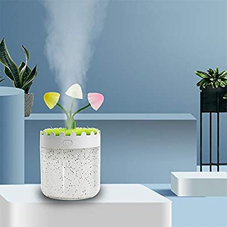 ASD Small Lavender Landscape LED Humidifier (Pink) (Color