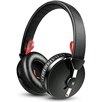 oneodio fusion bluetooth over ear headphones studio dj headphones with share port. Black Bedroom Furniture Sets. Home Design Ideas