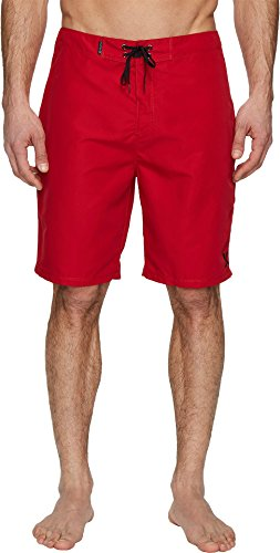 Hurley Icon Boardshorts 38 inch Gym Red