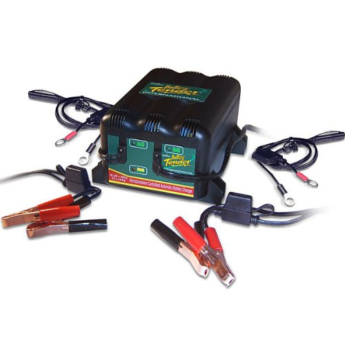 BATTERY CHARGER TENDER MfrPartNo 022 0165 product image