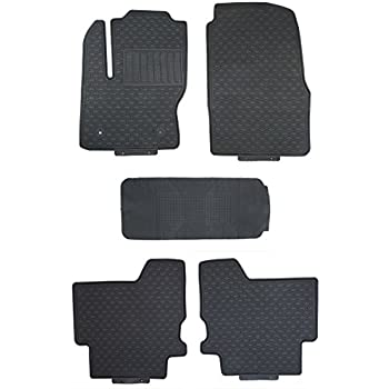 Amazon Com Toughpro Floor Mats Set Front Row 2nd Row