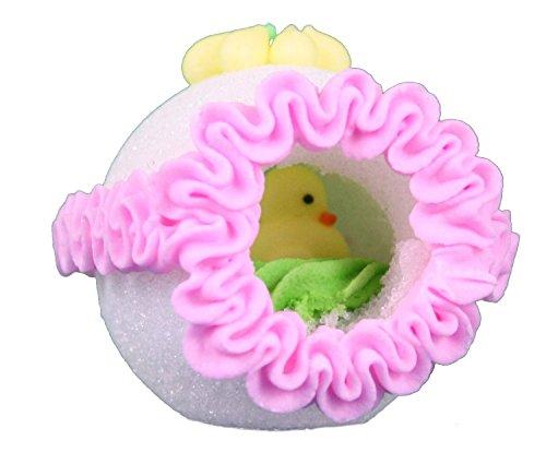 Kencraft Panoramic (Peek Inside) Sugar Eggs (Pink, 1 oz (single))