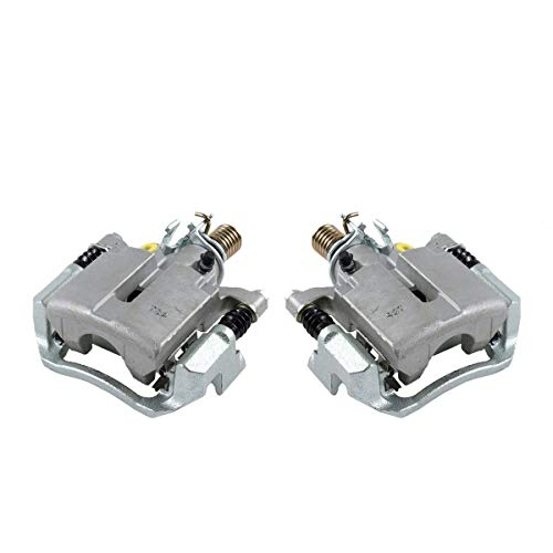 CKOE01040 [ 2 ] REAR Premium Grade OE Semi-Loaded Caliper Assembly Pair Set