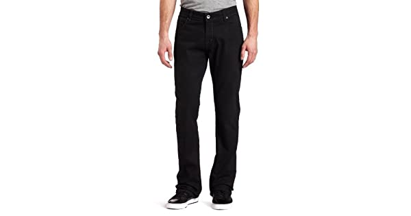 Amazon.com: Volcom de los hombres Roadhouse Slim Fit Jean ...
