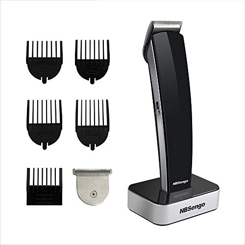 New Style domestic Hair Beard Trimmer Hair Clipper for Men Rechargeable All in One Cordless Haircut Kit with Ni-MH Battery – Household Grooming for Beard, Mustache, Hair with U and T Blades
