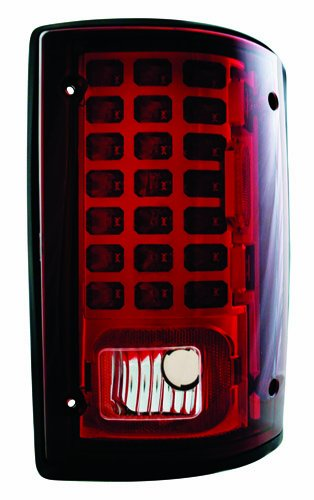IPCW LEDT-502CR Ruby Red LED Tail Lamp - Pair