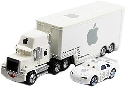 Disney Pixar Cars 3 Lightning McQueen Truck Jackson Storm 1:55 Diecast Car Toys
