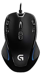 Logitech 910-004360 G300s Optical Ambidextrous Gaming Mouse
