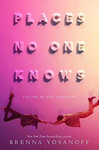 Places No One Knows (Delacorte Press)