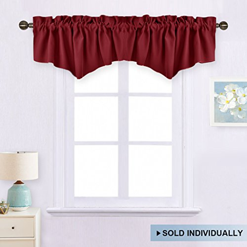 Blackout Window Valance for Small Window - 52