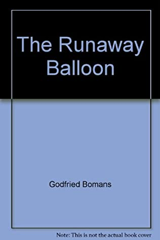 book cover of The Runaway Balloon
