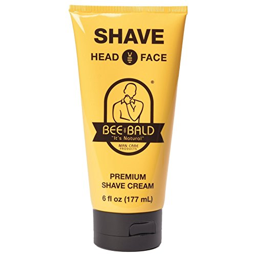 Bee Bald SHAVE Premium Shave product image