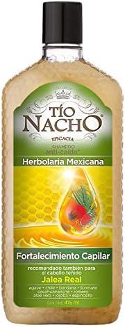Tío Nacho Shampoo Herbolaria Mexicana 415 ml