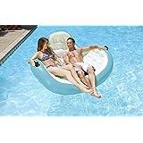 Poolmaster Aqua Cradle Swimming Pool Float, Blue