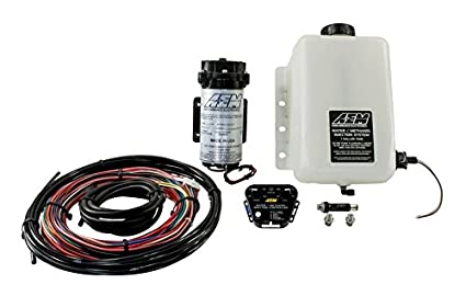 AEM V2 One Gallon Water/Methanol Injection Kit - Multi Input (aem30-3350)