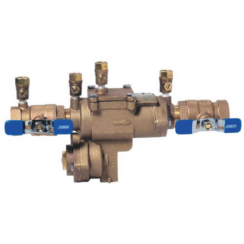 Febco 1312 860 Quarter Turn Shutoff Reduced Pressure Zone Assembly, 3/4