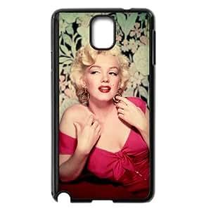 Samsung Galaxy Note 3 Cell Phone Case Black Marilyn Monroe MSC Hard Phone Case For Men
