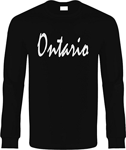 Kids Long Sleeve T-Shirt Size XL (Ontario (Canada, California)) Youth Tee - California Shopping Ontario