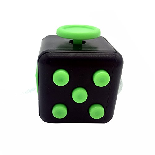 Maggift Fidget relieve Anxiety Black green product image