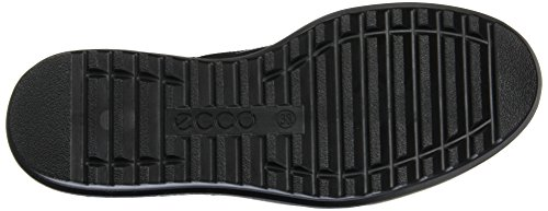ECCO Touch Flatform, Zapatos de Cordones Derby para Mujer Negro (11001black)