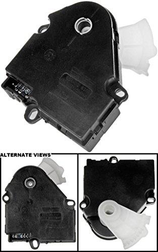 Ubrbn Rtl on 2002 Chevy Trailblazer Mode Door Actuator