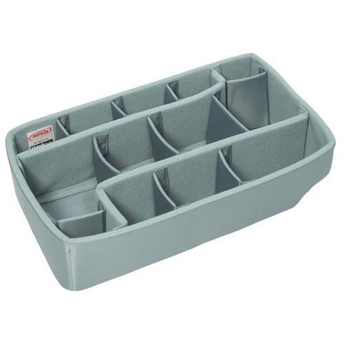 SKB Cases iSeries Storage Organizer iSeries 3i-2011-7/3i-2011-8 Think Tank Designed Padded Divider Set, Gray (5DV-2011-TT) by SKB Cases