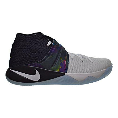 EU Homme Kyrie Blanc volt 41 White White de Blanc Basketball Sport 2 Chaussures black Nike pcn4Zff