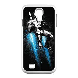 Samsung Galaxy S4 9500 Cell Phone Case White Boba Fett LSO7718992