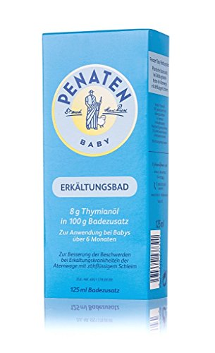Penaten Erkaltungsbad Babie's COLD Remedy 125 ml